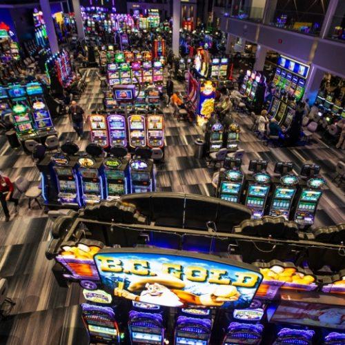 Consideration: Online Casino